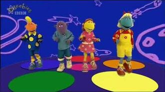 Tweenies Songtime We're Really Glad You Came