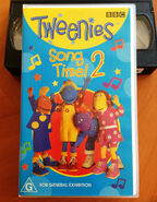 Tweenies Song Time 2 Australian VHS