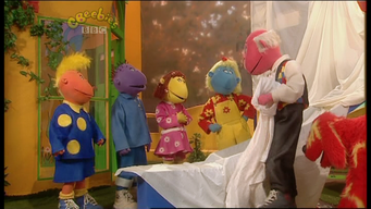'Sheets' - Tweenies
