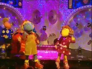 Tweenies Music is Pop-a-rooney! 27823