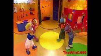 Tweenies - The Mixed Up Animal Mixed Up Ball
