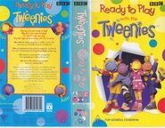 Tweenies Ready To Play Australian VHS