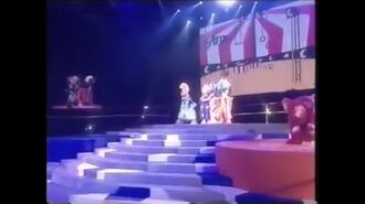 Tweenies - It wouldn't be a circus if it wasn't for the clowns! (Live Version)