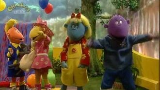 Tweenies - Series 4 Episode 5 - I'm Better Than You (13th October 2000)