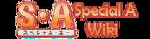 Special A Wordmark