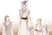 Jang Ryun wives