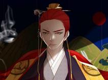 Jin Won's unflinching demeanor