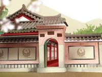 Dan Ah's quarters