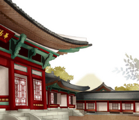 Empress dowager's quarters