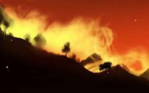 Bi Hwa Rim in flames
