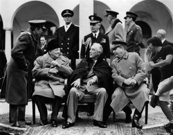 Yalta Conference withSpoon