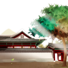 Princess HyunBin's residence