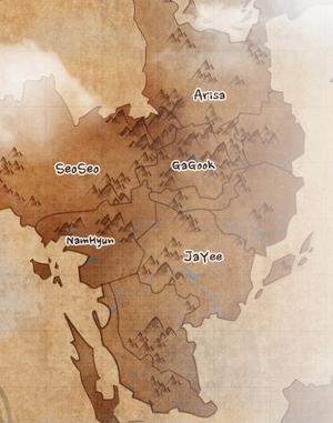 05 pre-conquest map