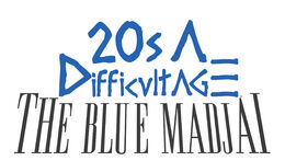 The blue madjai vol 1 copy
