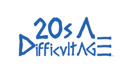 20s a Difficult age logo