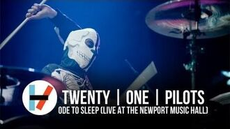 Twenty one pilots- Ode to Sleep (Live at Newport Music Hall)