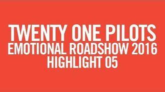 Twenty one pilots ERS2016 Highlight 05