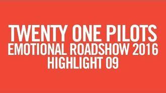 Twenty one pilots ERS2016 Highlight 09