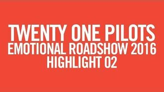Twenty one pilots ERS2016 Highlight 02