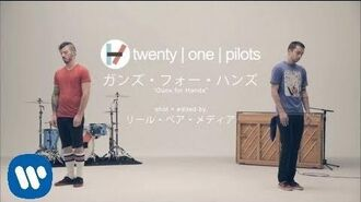 Twenty one pilots- Guns For Hands -OFFICIAL VIDEO-