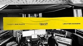 Twenty one pilots - Løcatiøn Sessiøns The Hype (Berlin)