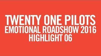 Twenty one pilots ERS2016 Highlight 06