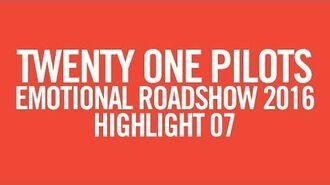Twenty one pilots ERS2016 Highlight 07