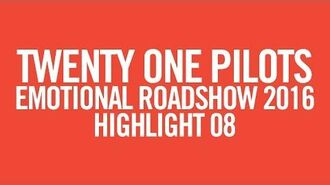 Twenty one pilots ERS2016 Highlight 08