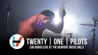 Twenty one pilots- Car Radio (Live at Newport Music Hall)