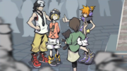 Neku and friends