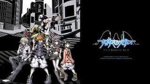 TWEWY OST 2 Twister