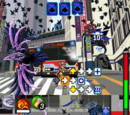 Stride Battle Cross System