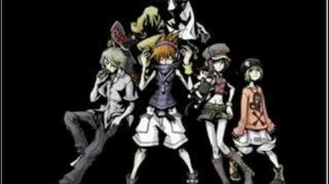 Twister Remix - The World Ends With You Soundtrack