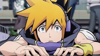 The World Ends with You The Animation Official Trailer
