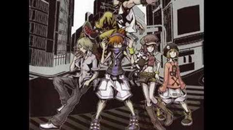 The World Ends With You - Despair