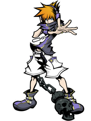 Neku Artwork 1