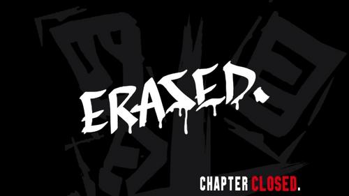 Erased closed