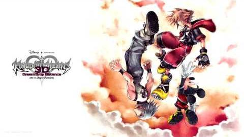 Kingdom Hearts Dream Drop Distance Music ~ Twister -Kingdom Mix-