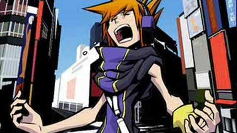 TWEWY Remix Soundtrack - Twister