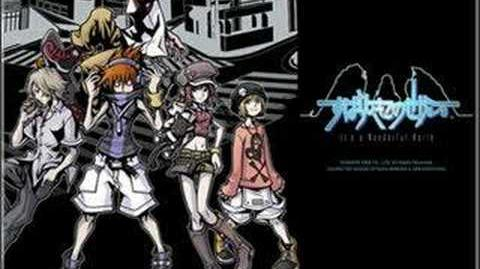 The World Ends With You - Long Dream Battle Theme