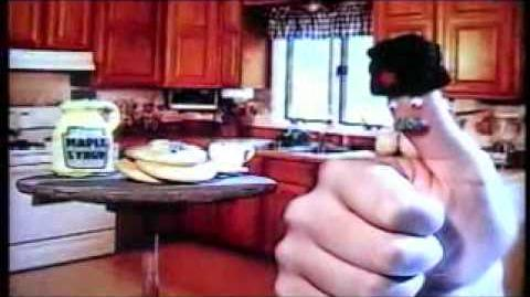 Dick thompson thumb wrestling