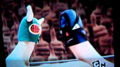 fly guy vs itsy bitsy thumb wrestling federation wiki
