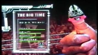 Thumb Wrestling Federation Mr. Extremo vs The Big Time (Rematch)