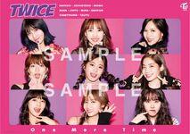 OneMoreTime TSUTAYA RECORDS poster