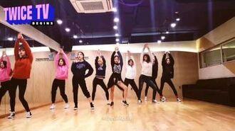 Twice Truth Dance Practice