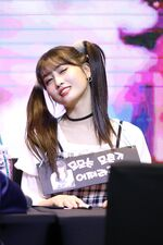 Yes Or Yes Yeouido Fansign Momo 15
