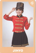 TWICEland Encore Concert Photocard Jihyo 8