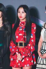2018 MGA Carpet Chaeyoung 2