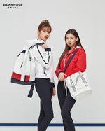Beanpole Sport Jeongyeon & Nayeon 3