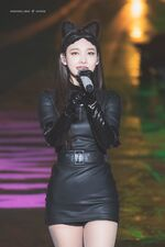 ONCE Halloween Fanmeeting Nayeon 10